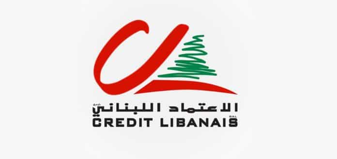 Le logo du Crédit Libanais