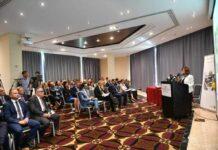 La Ministre de l'Energie et des Ressources Hydrauliques Nada Boustani. Source Photo: Ministère