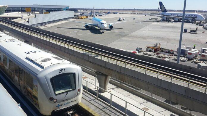 L'Aéroport JFK. Source Photo: Pixabay