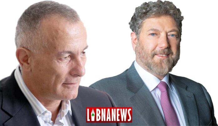 Chamel Roukoz et Neemat Frem