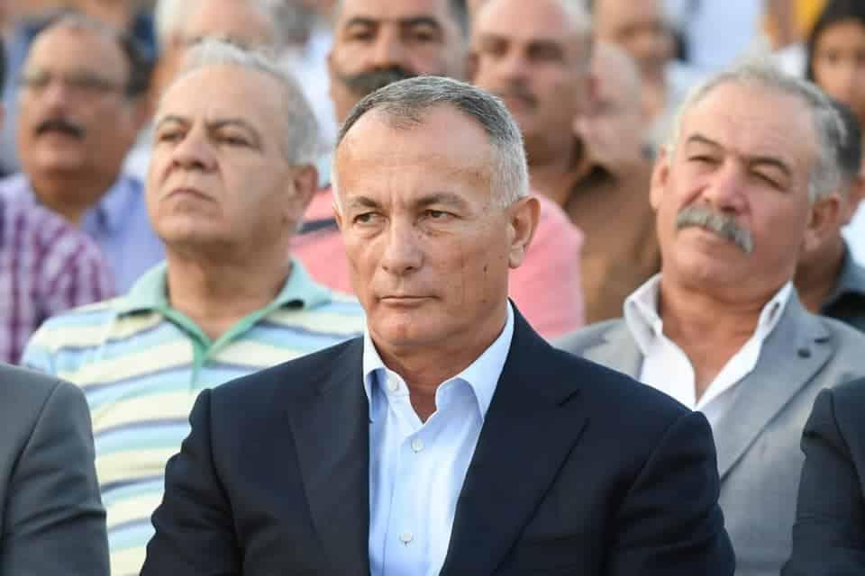 Le député et ancien général de l'Armée Libanaise, Chamel Roukoz. Source Photo: Facebook
