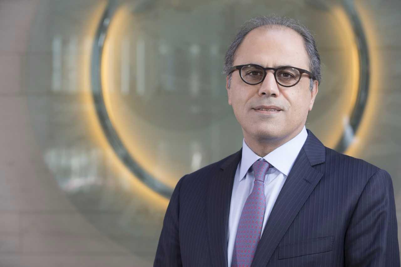 L'ancien ministre des Finances Jihad Azour