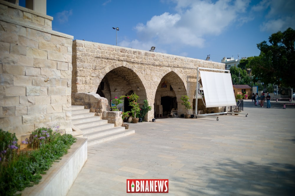 The Maghdouché Shrine in South Lebanon. Photo credit: François el Bacha for Libnanews.com
