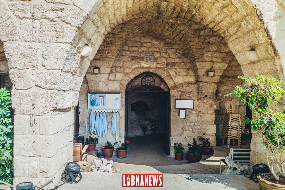 Le sanctuaire de Maghdouché au Sud Liban. Crédit Photo: François el Bacha pour Libnanews.com