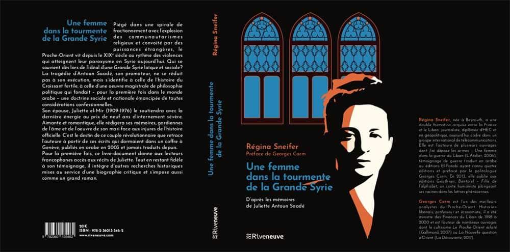 couverture du livre de Regina Sneifer