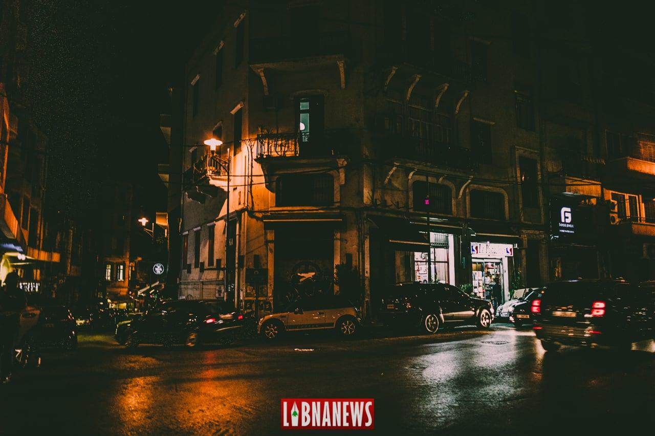 Le quartier de Mar Michael à Beyrouth. Crédit Photo: Francois el Bacha pour Libnanews.com. Tous droits réservés.