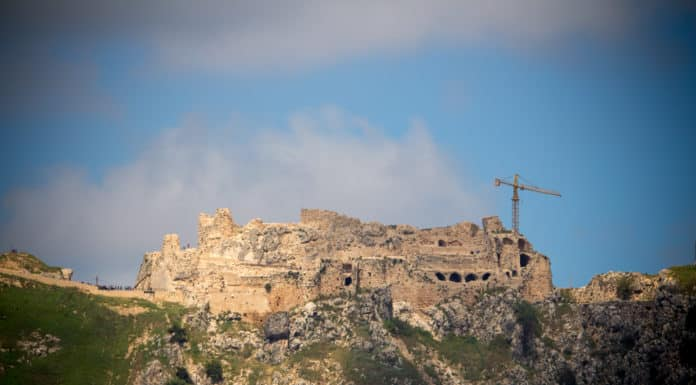 Beaufort Castle (South Lebanon), General View. Photo Credit: François el Bacha, all rights reserved.