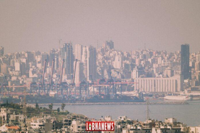 Le port de Beyrouth avant l'explosion