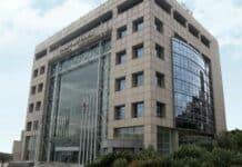Le bâtiment du Conseil de l'Ordre des Médecins Libanais.