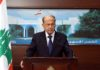Dalati 3 President Michel Aoun Address Ok 4