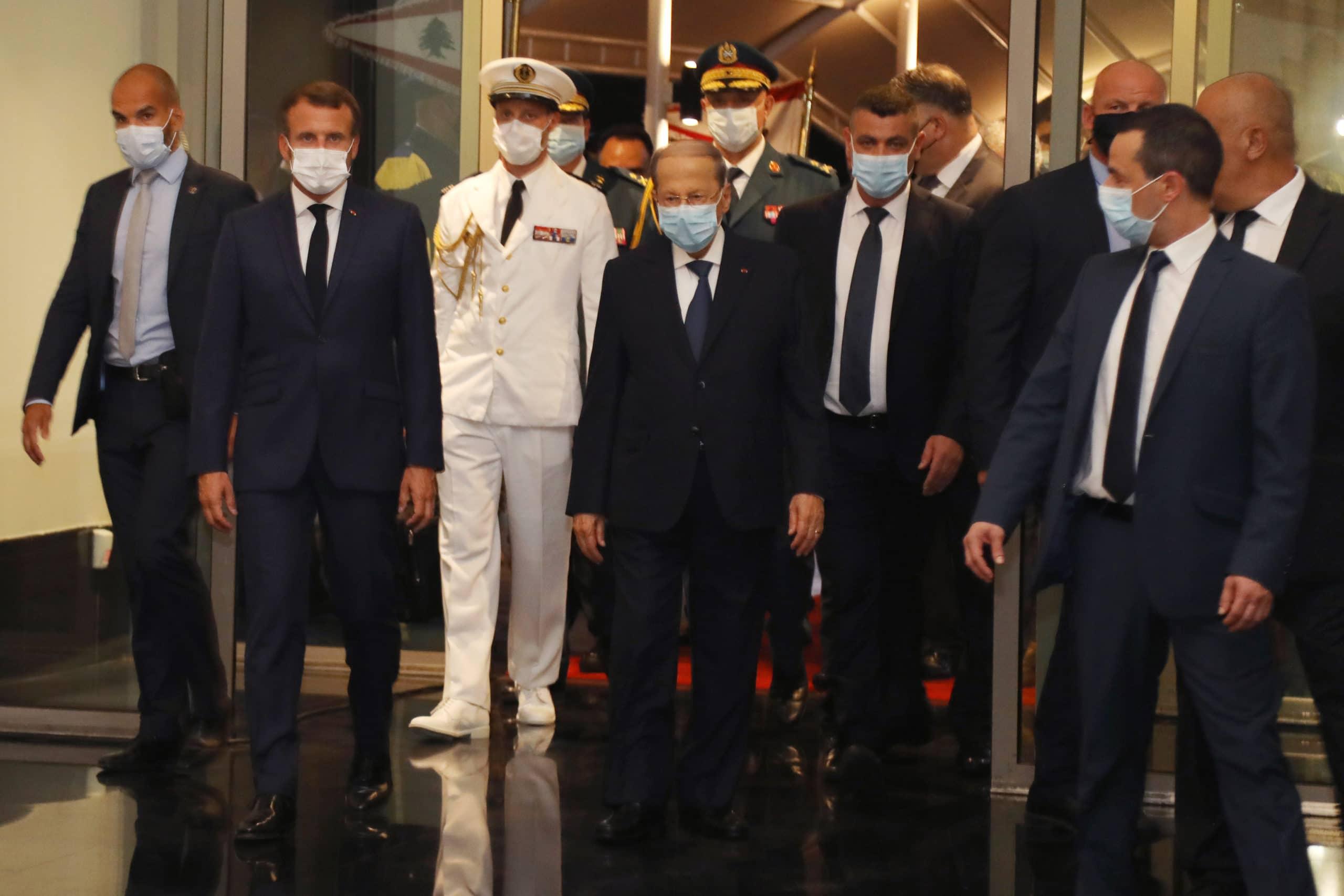 Dalati Macron Aoun Aeroport 2 Scaled