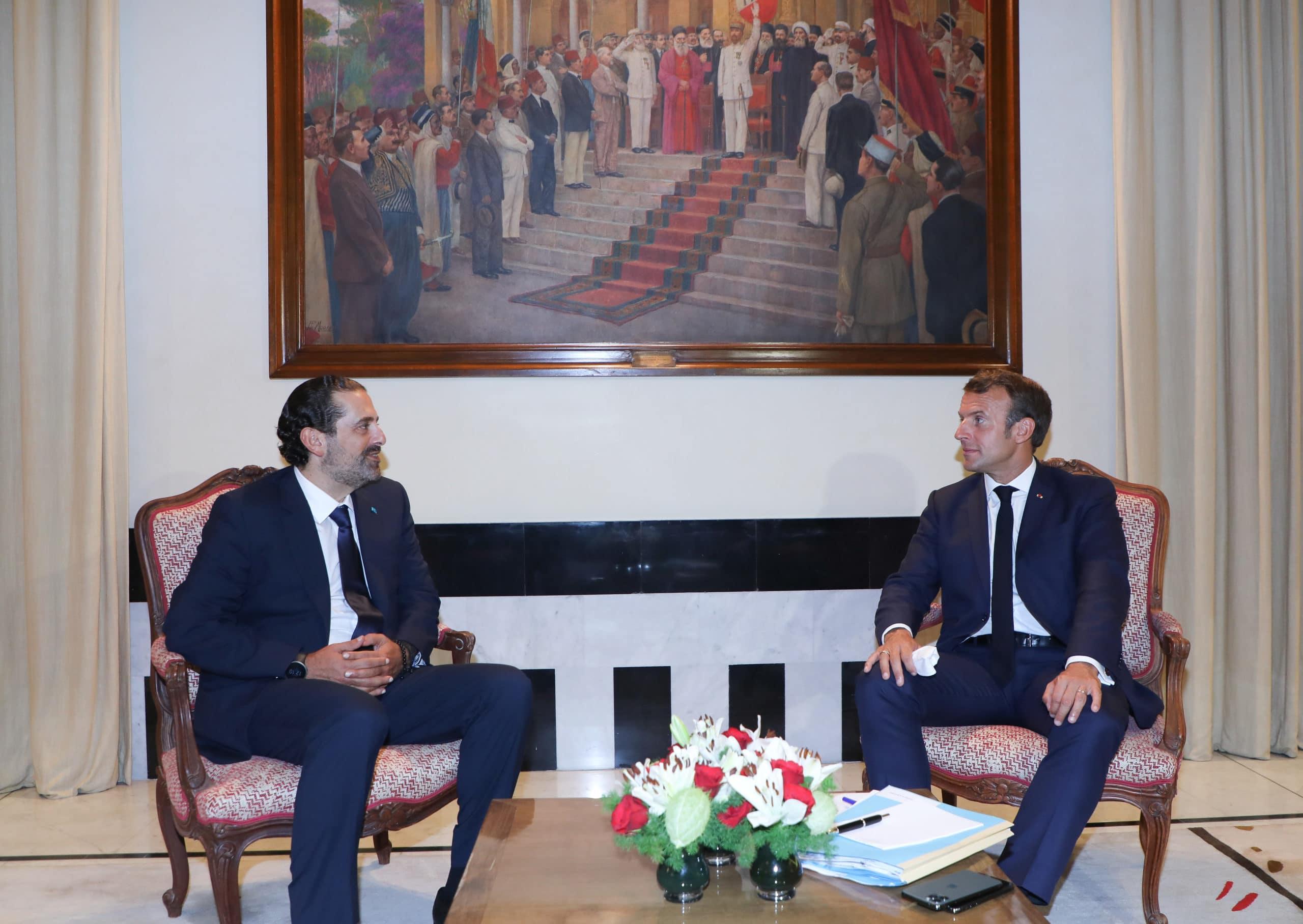 Dalati Macron Hariri Residence Des Pins Scaled