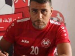 Le joueur de Football Mohammed Atoui