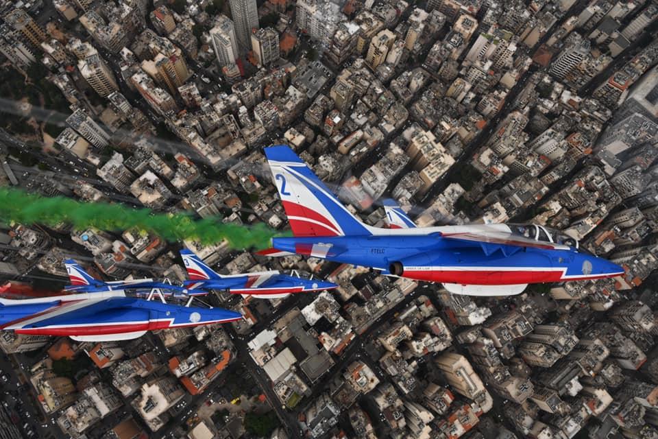 Patrouille De France Beyrouth