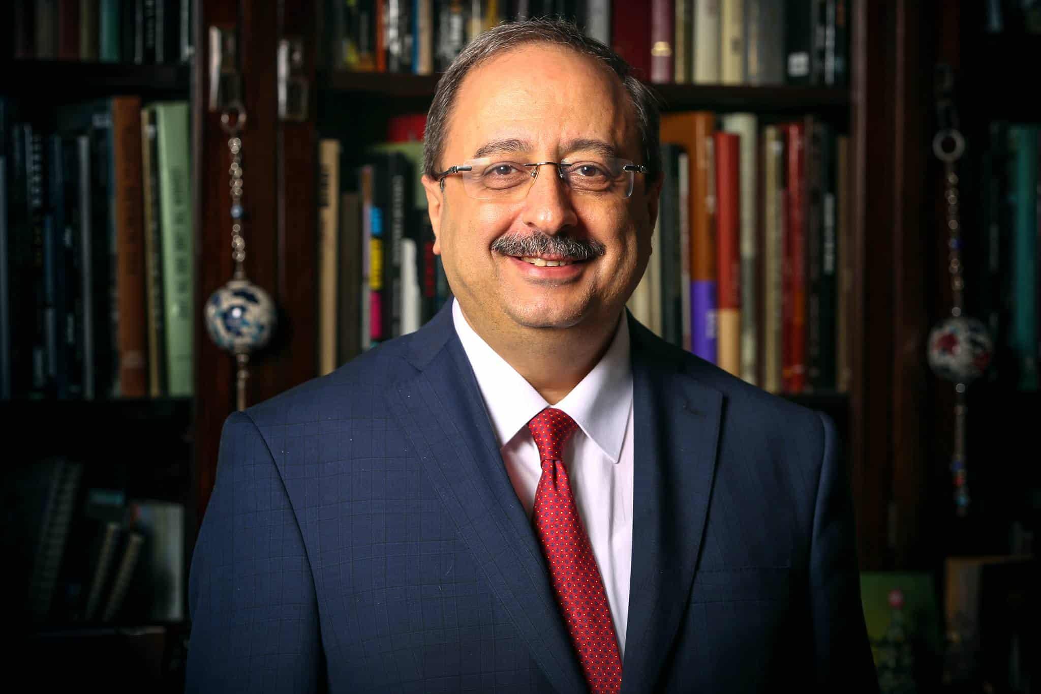 L'ancien député Ghassan Moukheiber