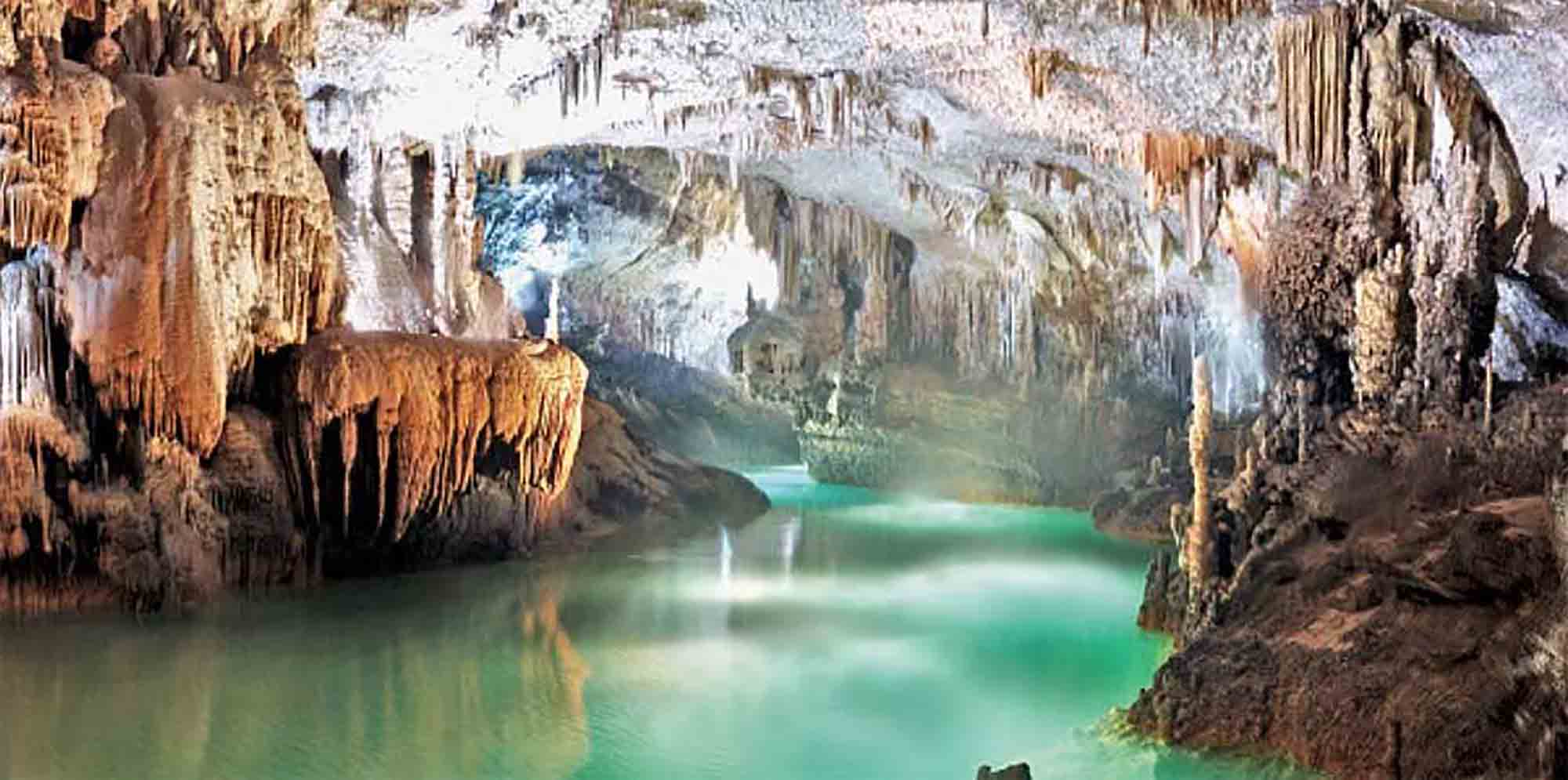 La grotte de Jeita