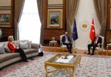 Conversation Erdogan Eu