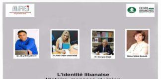 Lidentite Libanaise Webinaire Jeudi 150421